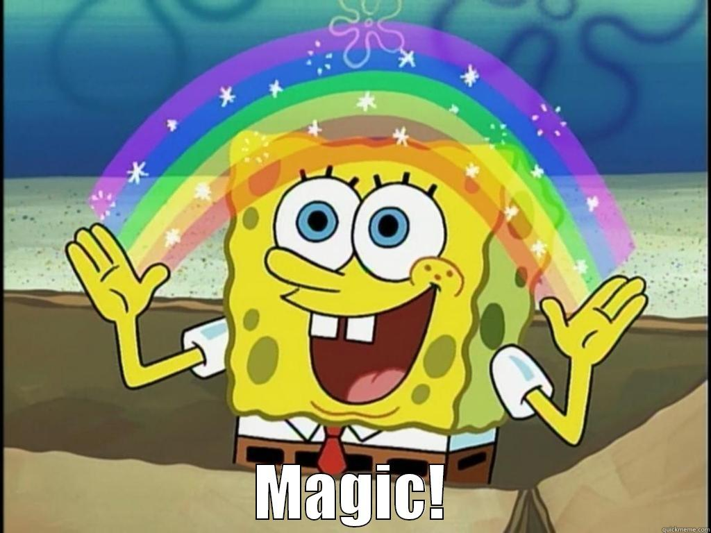 Spongebob Meme Magic