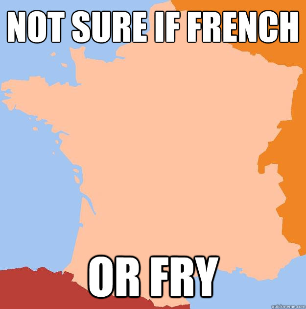 Not sure if French Or Fry - Not sure if French Or Fry  Futurama Fry