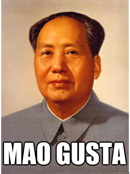 Chairman Mao Cat Memes