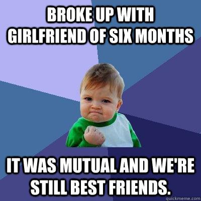 Dating mutual friends