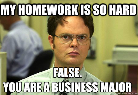 Do my business homework