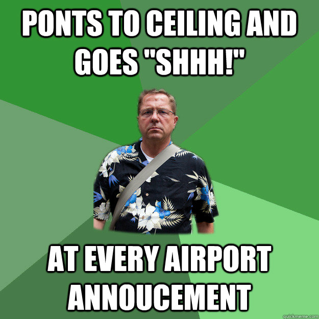 ponts to ceiling and goes