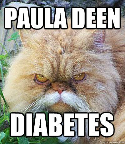 Paula Deen Diabetes
