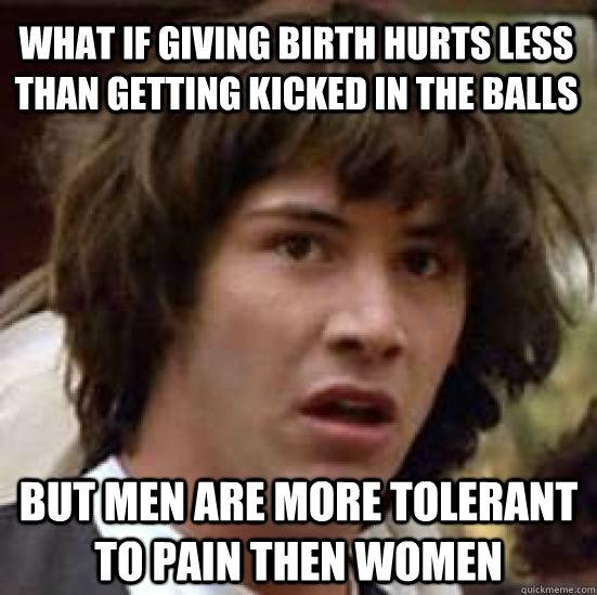 Water Birth Hurts Less 13