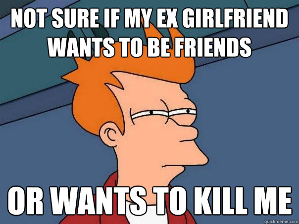 ex wants to meet up as friends