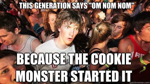 This generation says