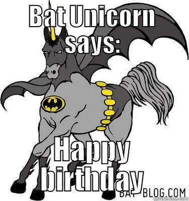 205348f4496220e5737a440ecdc41a61af016a982696d58a06519716b35e9a19 unicorn batman quickmeme