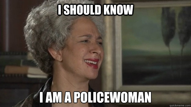 I should know I am a policewoman  Maya Angelou Prank Show SNL