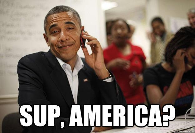 sup, america?