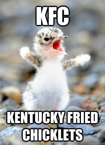 KFC Kentucky Fried Chicklets