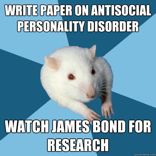 Antisocial personality disorder essay