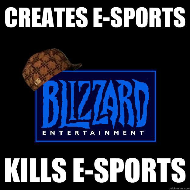 Creates E-sports Kills E-Sports
