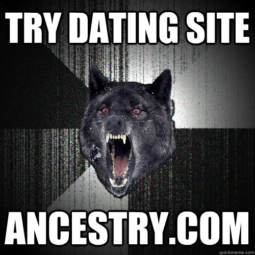 Wolf dating site