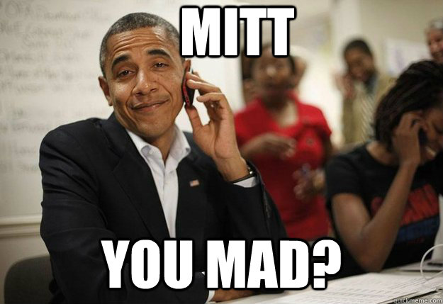 Mitt You Mad? - Mitt You Mad?  Misc