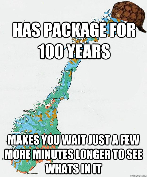 Just a few minutes longer