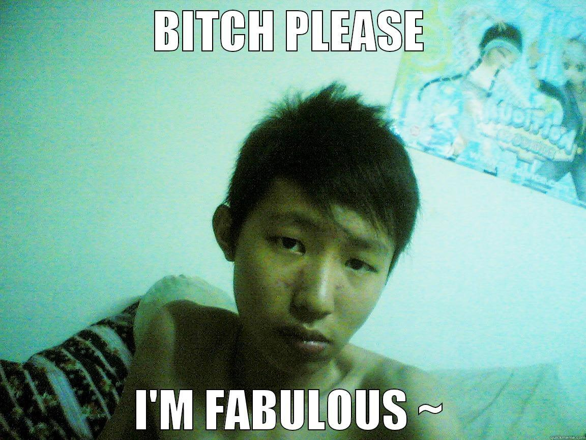BITCH PLEASE I'M FABULOUS ~ Misc