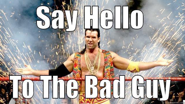 Funny Meme To Say Hello : Razor's edge quickmeme