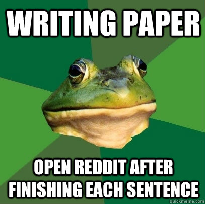 writing paper open reddit after finishing each sentence - writing paper open reddit after finishing each sentence  Foul Bachelor Frog