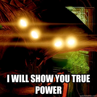 I will show you true power -  I will show you true power  Misc