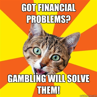 Bad problems about gambling casino player vegas worldwide