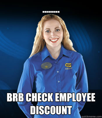 ......... brb check employee discount  - ......... brb check employee discount   Best Buy Employee