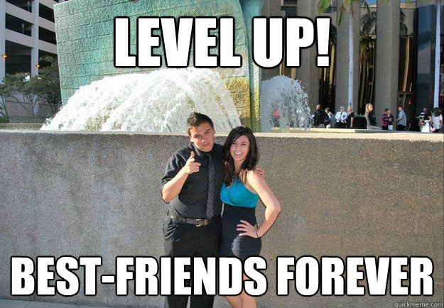 Level up! Best-friends forever - Level up! Best-friends forever  Bestfriend Johnny