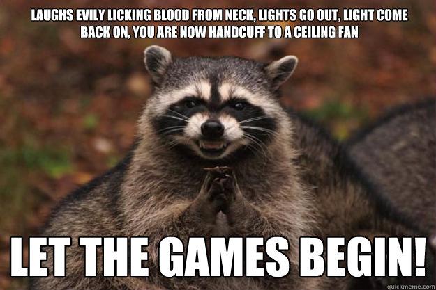23c9c8f734f45d27f0494cf9958e39837c6832054e71cc83ecc65e54b3734033 evil plotting raccoon memes quickmeme