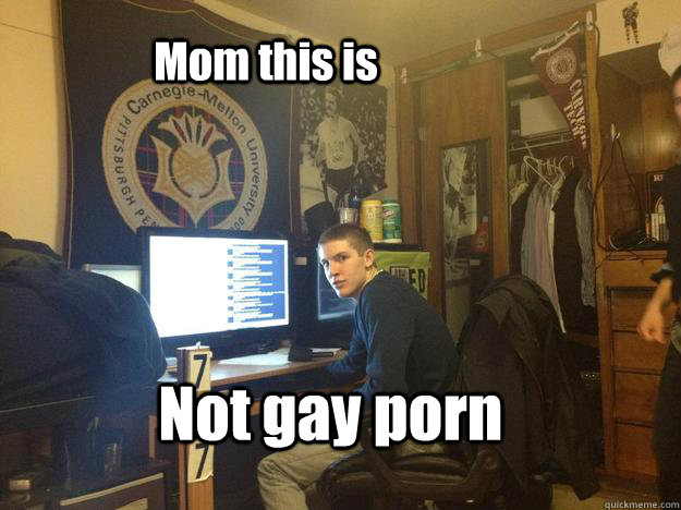 Mom this is  Not gay porn - Mom this is  Not gay porn  Misc