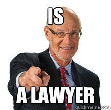 Is A Lawyer  Scumbag Lawyer