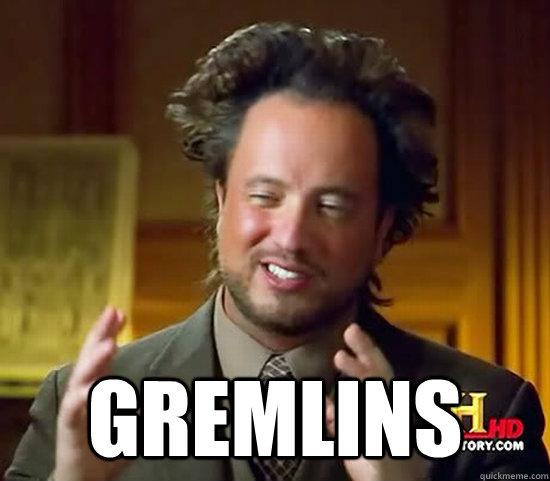 Gremlins  Ancient Aliens