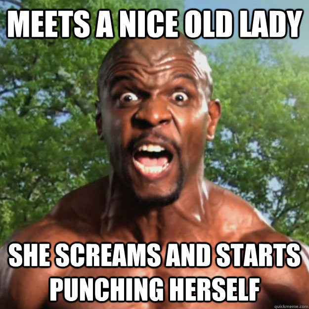 Old black lady meme
