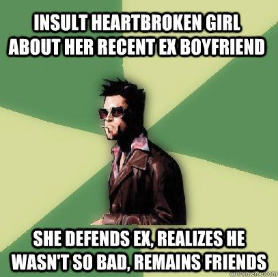 when your boyfriend defends