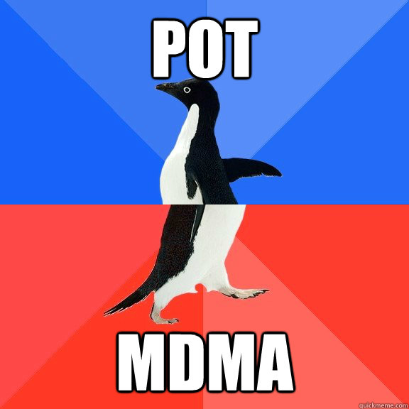 pot mdma - pot mdma  Socially Awkward Awesome Penguin