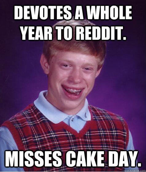 Bad Luck Brian memes   quickmeme