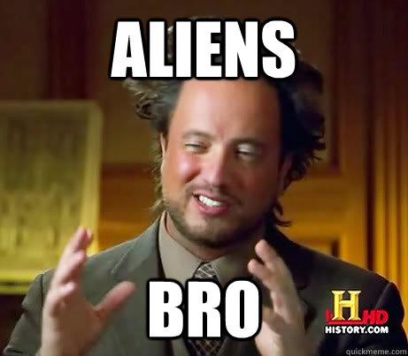 Aliens Bro