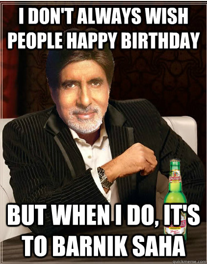 Consider, that Happy birthday dos equis meme your