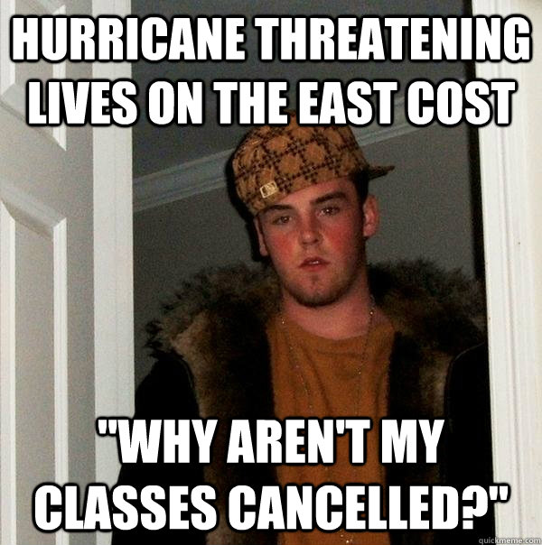hurricane threatening lives on the east cost