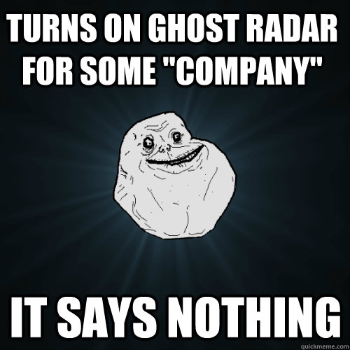 Turns on Ghost Radar for some