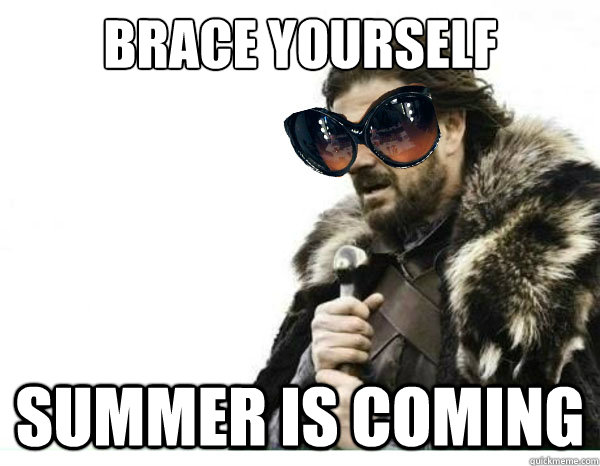 Brace yourself Summer is coming - Brace yourself Summer is coming  Misc