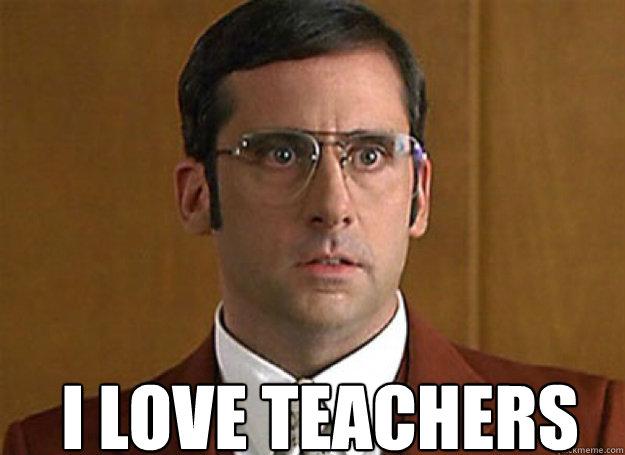 I Love Teachers