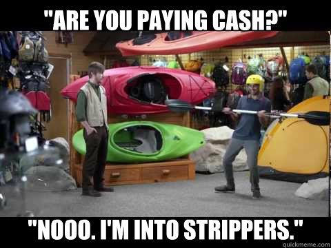 Aziz Cant Kayak memes | quickmeme