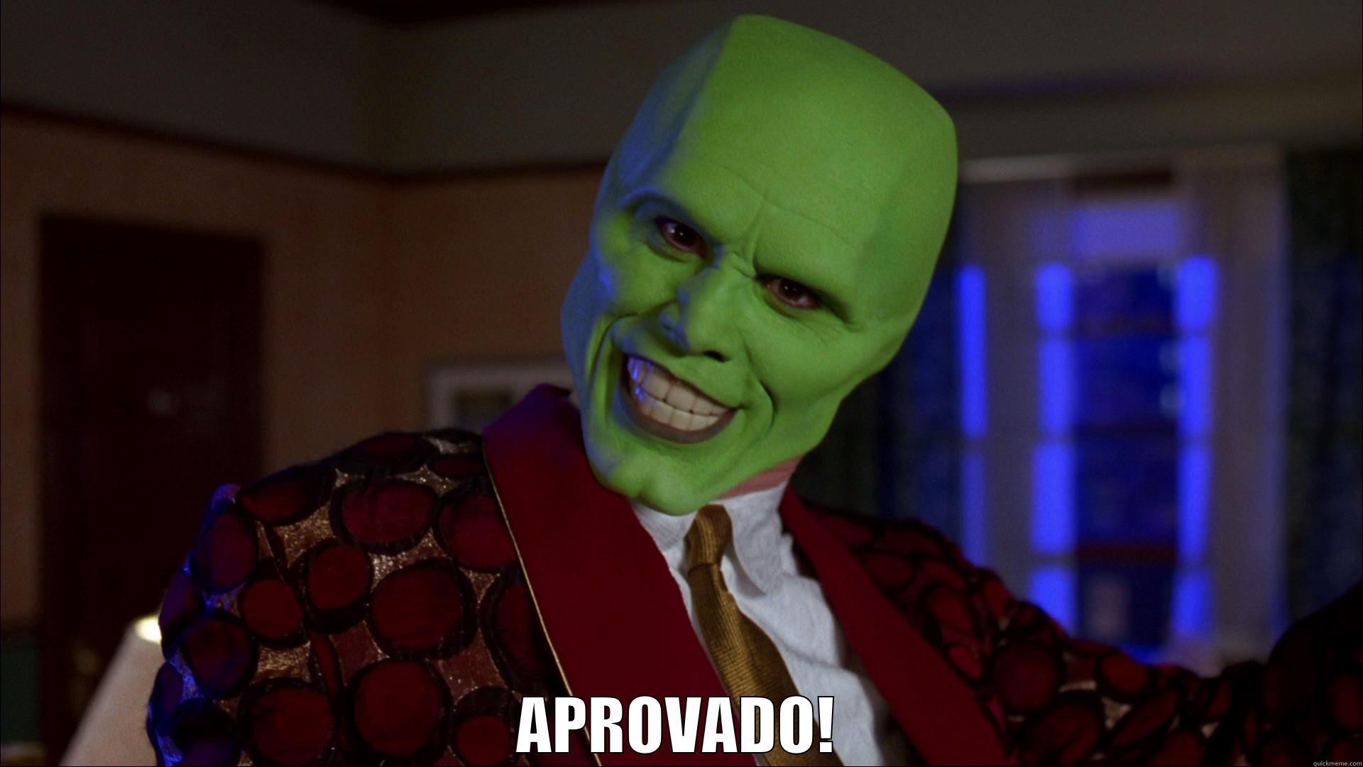26275b50c0cd263a2afb0a453d5683962891f50625ea017653a1a4609603dc89 the mask approves quickmeme,The Mask Meme