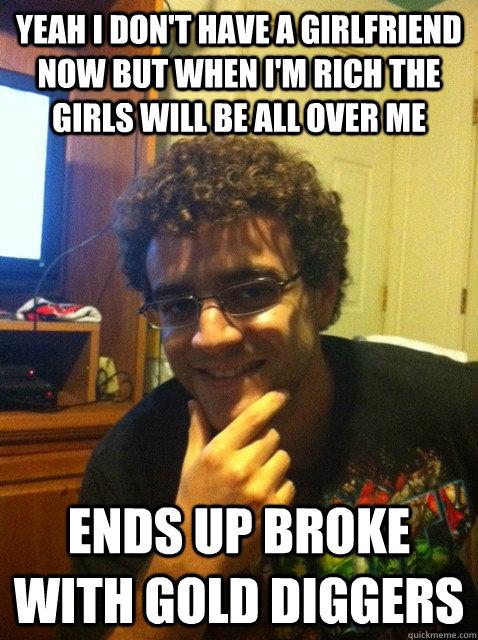how can a nerd get a girlfriend