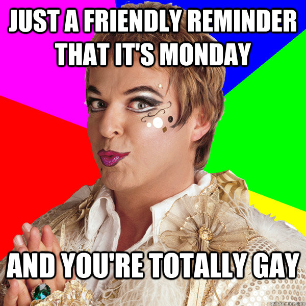 Gay Monday 42