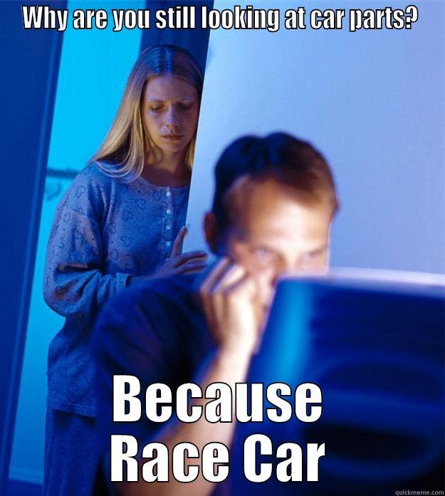 Because Race Car Quickmeme