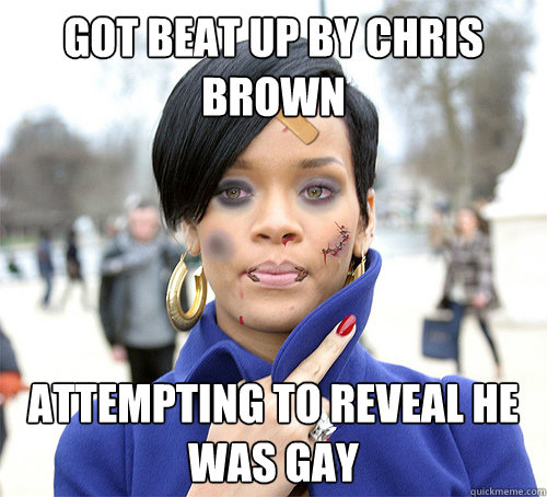 Is Chris Brown Gay? Supposed Gay Sex Picture Of Chris