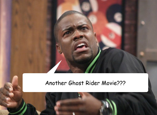 Another Ghost Rider Movie???