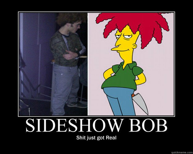 Untitled -   Sideshow bob