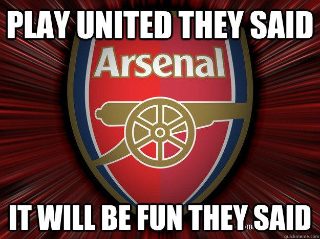 Arsenal Suck 66