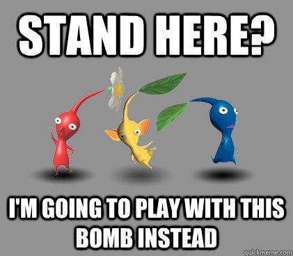 Scumbag Pikmin Memes Quickmeme